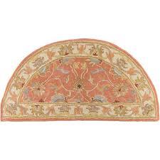 Burnt Orange Rugs Amazon Com Surya Caesar Cae 1001 Classic Hand Tufted 100 Wool