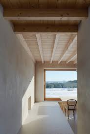 tham u0026 videgård arkitekter designs austere holiday home on swedish