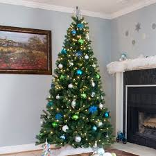ultima claremont 9 ft prelit artificial tree with led