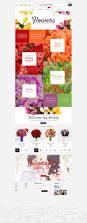 Flowershop Flower Shop Woocommerce Theme
