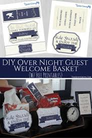 best 25 guest basket ideas on pinterest hospitality gifts
