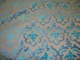 peacock damask embossed raised velvet upholstery drapery fabric