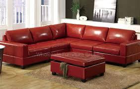 Sofa Canada Leather Sofa Lucas Beigeorange Leather Sofa Set Orange Leather