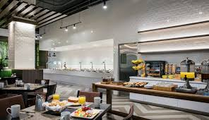 onsite dining doubletree by hilton miami airport convention center
