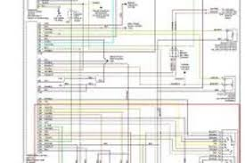 mitsubishi pajero wiring diagram for radio wiring diagram
