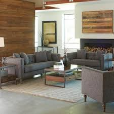 gray living room sets modern living room sets allmodern