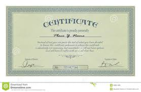 vintage frame or certificate template royalty free stock images