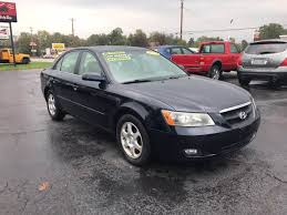 2006 hyundai sonata gls v6 2006 hyundai sonata gls v6 4dr sedan in south bend in dealmakers