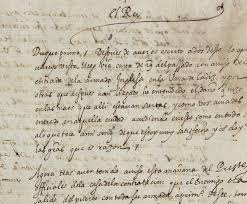 letter signed to the duke of medina sidonia giving instructions