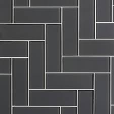 floor and decor tile pure shadow shiny glass tile 3in x 9in 913102070 floor and