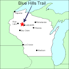 Wisconsin travel directions images Blue hills trail directions gif