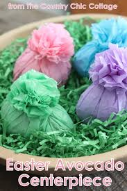 Easter Table Decorations Easy by Easter Table Decorations Quick And Easy Avocado Centerpiece