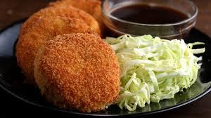 Japanesestyle Japanese Style Ham U0026 Cheese Croquettes Korokke Youtube