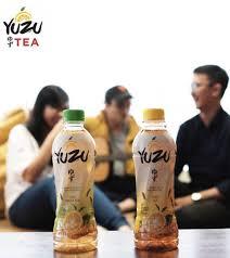 Teh Yuzu nikmatnya teh dan segarnya buah yuzu citrus majalah