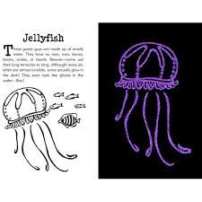 under the sea scratch and sketch an art activity book for