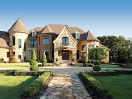 French Country Exterior Doors - french country front exterior mediterranean with sidelights