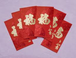 luck envelopes 6 luck envelopes arts crafts new year new