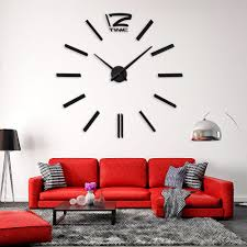 Decorative Wall Clocks For Living Room Popular Wall Watches Buy Cheap Wall Watches Lots From China Wall