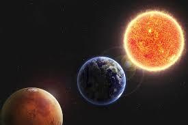 la oposicin de marte del 22 de mayo de 2016 astronoma nasa el sol la tierra y marte se alinearán este domingo 22 de mayo