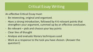 revision essay plan and write a great essay rationale how to write