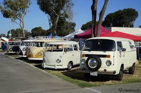 volkswagen classic bus the classic vw show 2017 costa mesa ca classiccult