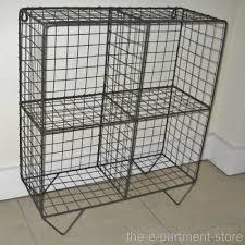 Wire Storage Unit Basket Storage Unit Exclusive Home Design