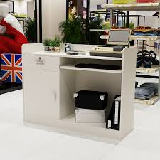 Simple Reception Desk Usd 103 62 The Cashier Counter Of The Bar Simple And Modern