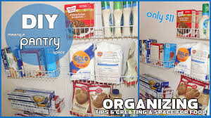 diy pantry for 11 making a pantry space u0026 tips on organizing