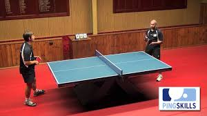 Rules For Table Tennis by The Most Important Skill In Table Tennis Pingskills Youtube
