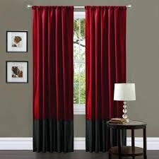 Burgundy Living Room Curtains Sweet Red Living Room Curtains Fresh Decoration Burgundy Curtains