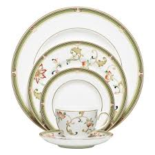 oberon 5 piece place setting wedgwood us