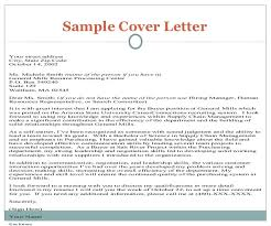 who to address a cover letter to cover letter to unknown