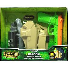 adventure force falcon special force role play leg holster set