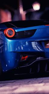 car ferrari 458 ferrari 458 italia blue car wallpaper