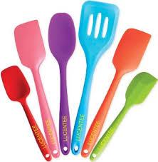 ustensile de cuisine en silicone vente chaude sans bpa 100 qualité alimentaire silicone