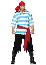 mens costumes mens pillaging pirate costume