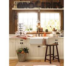 Country Kitchen Faucets Remodelaholic White Country Kitchen Remodel With Marble Backsplash