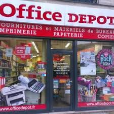 depot bureau office depot office equipment 166 avenue de versailles 16ème