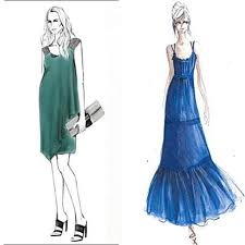 dress fashion sketch design android apps on google play