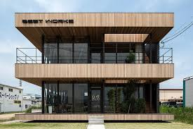 12 wood buildings making statements now photos architectural digest