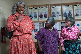 tyler perry halloween movie lionsgate publicity
