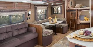 Travel Trailers With Bunk Beds Floor Plans Carpet Vidalondon - Travel trailer with bunk beds