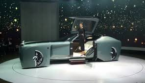 future rolls royce rolls royce unveils driverless concept car complete with a silk