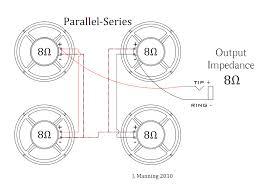 guitar speaker cabinet wiring options wiring diagram simonand