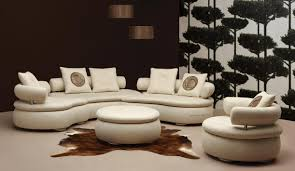White Leather Sofa Ikea by Decorating With White Leather Couch Top Preferred Home Design