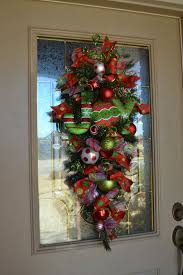 181 best door swags images on door swag fall swags