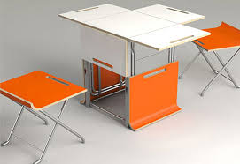 table with storage and chairs 10 transforming furniture designs perfect for tiny apartments