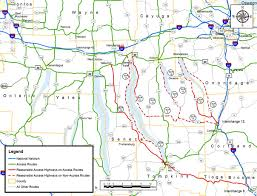 Truck Route Maps Frequently Asked Questions