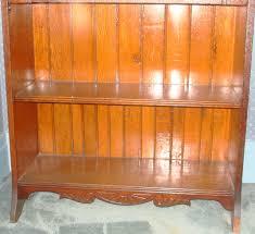 Drop Lid Secretary Desk by Antique Warren Brandin Jamestown Furniture Handmade Drop Front