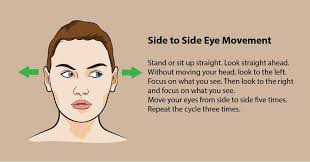 try these 10 simple and relaxing eye exercises and your